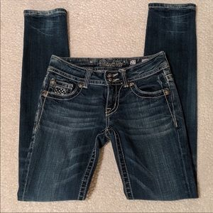 Miss me skinny jeans.